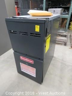 Goodman Gas Fired Furnace