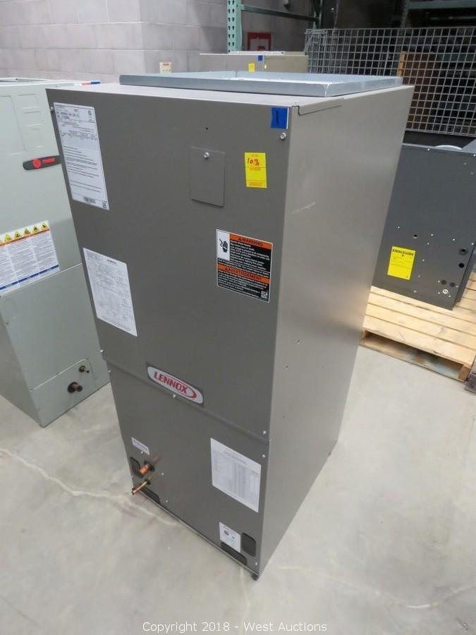 West Auctions - Auction: Lennox, Trane, Carrier, and Goodman