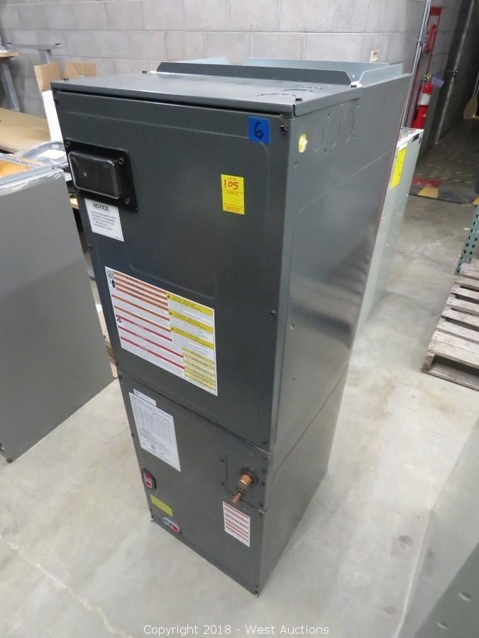 Lennox, Trane, Carrier, and Goodman HVAC Units
