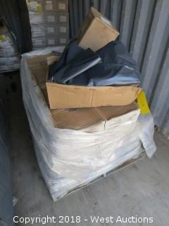 Pallet of (24) Hazardous Waste Bags/Receptacles