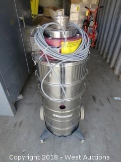 Minuteman Mercury Vacuum