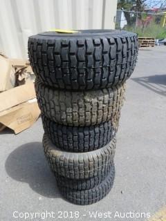 (6) Pneumatic Tires