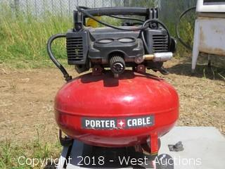 Porter Cable Air Compressor