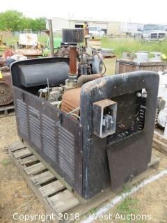 Kohler V-2 Gas Generator