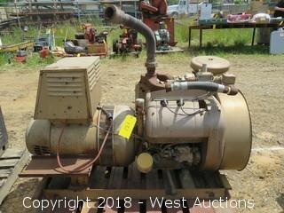 Kohler Gas Generator