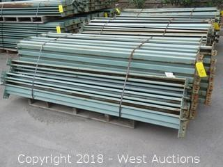 "Pallet of (42) 80"" Crossbeams"