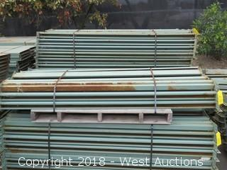 "Pallet Of (16) 80"" Crossbeams"