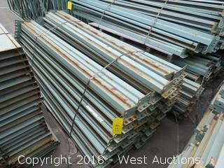 "Pallet of (60) 80"" Crossbeams"