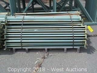 Pallet Of Approximately (40+) 5' Crossbeams