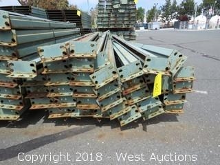Pallet Of (35) 5' Crossbeams