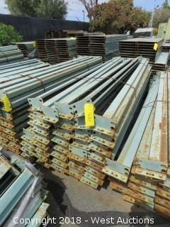 Pallet Of (40) 5' Crossbeams