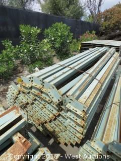 Pallet Of Approximately (45+) 5' Crossbeams