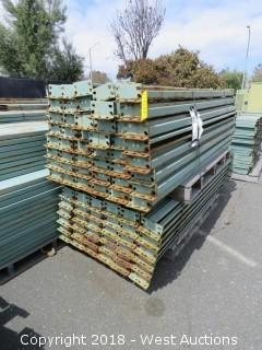 "Pallet of (84) 80"" Crossbeams"