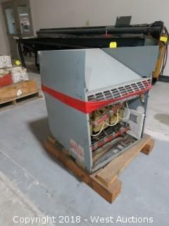 Siemens Indoor/Outdoor Dry Type Distribution Transformer