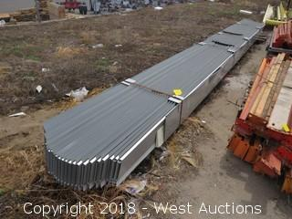 Bulk Lot: Sheet Metal Siding
