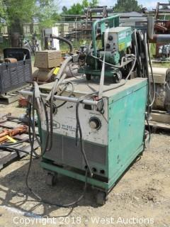 MIG Wire Feeder & Power Supply