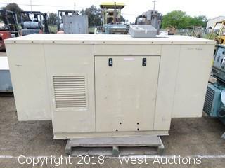 Isuzu Diesel 3-Phase Generator