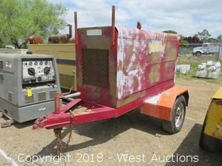 Trailer Mounted Hobart AC-DC Arc Welder