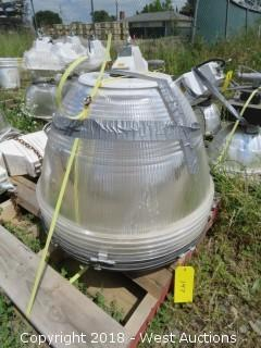 (4) Lithonia Lighting Reflectors