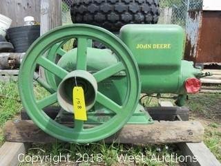 John Deere Type E Gasoline Engine