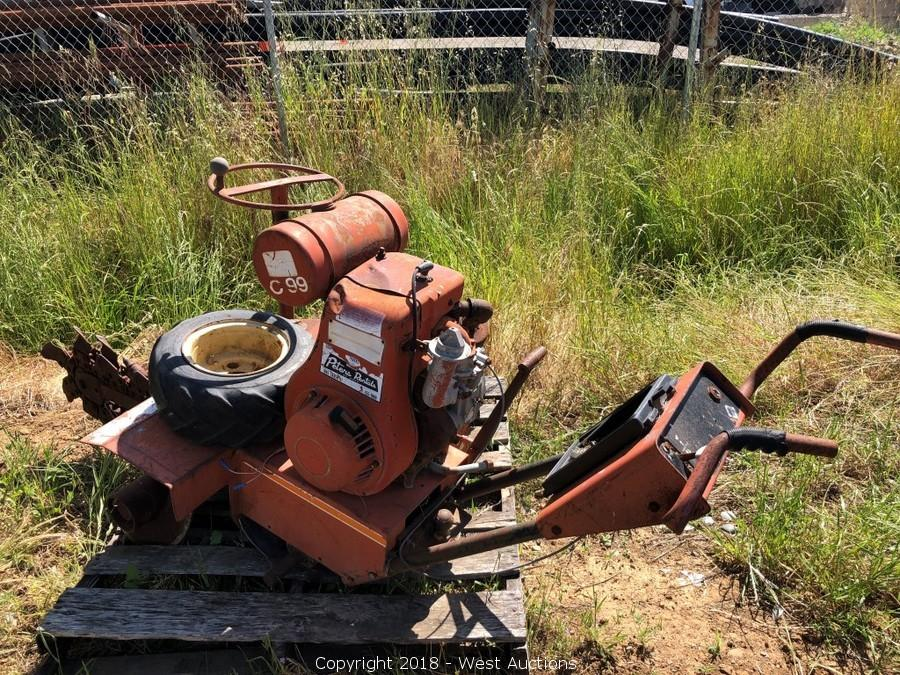 West Auctions - Auction: Forklifts, Ag Equipment and Tools ITEM