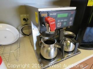 Bunn Coffee Brewing Station