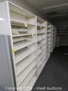 (13) File Storage Shelves