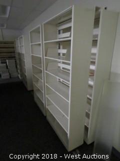 (11) File Storage Shelves
