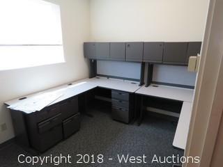 Modular  Office Cubicle Furniture