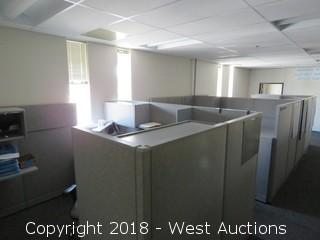 Bulk Lot: (3) Office Cubicles