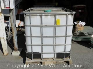 "Poly 260 Gallon Water Container 40""x48""x42"""