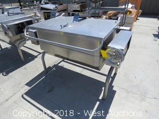 Groen HFP-4 Manual Tilt Braising Pan