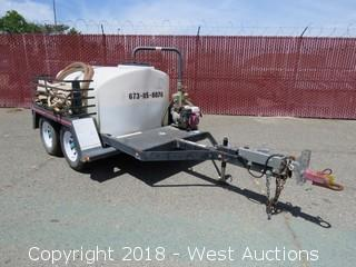 Magnum 500 Gallon Water Spray Trailer