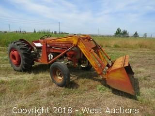 Massey Ferguson 50 Tractor