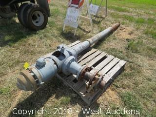Layne & Bowler Verticle Turbine Pump