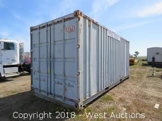 20'x8'x8.5' Sea Container