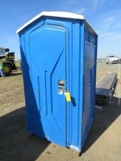"43"" x 43"" Portable Bathroom"