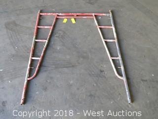 """(20) 6'-7"""" x 5' Waco Scaffolding Frames"""