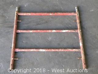 (20) 3' x 3' Waco Scaffolding Frame