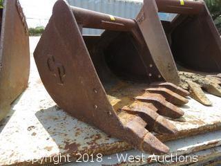 """CR 23"""" Excavator Bucket"""