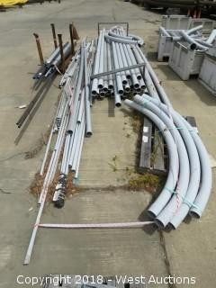 Bulk Lot; Electrical Conduit