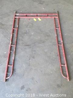 (20) 7' x 6' x 5' Wide Waco Pedestrian Canopy Frames
