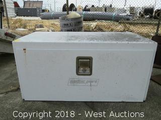 Weatherguard Underbelly Truck Tool Box