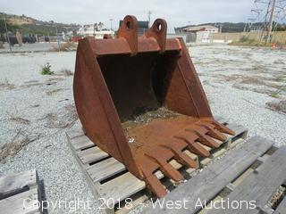 """35"""" Excavator Bucket"""
