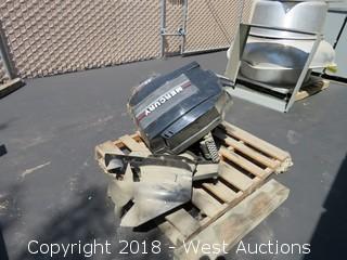 Mercury 90 Hp Boat Motor
