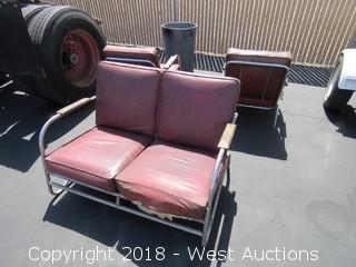Original Furniture from Midland Chevrolet (1954)