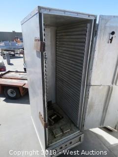 Aluminum Tray Cabinet
