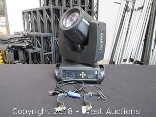 Omez 200 Moving Head Beam Light