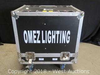 "Omez 24"" X 18 1/2"" Portable Road Case"