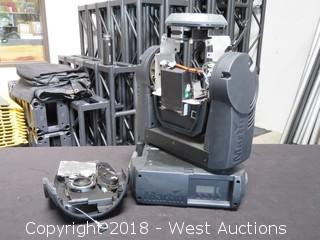 Martin Mac 250 Moving Head Light for Parts